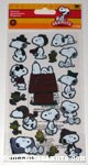 Peanuts & Snoopy EK Success Stickers