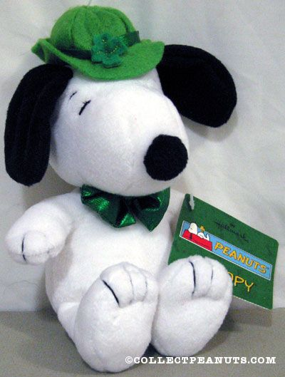 Peanuts General Hallmark Plush Toys Collectpeanuts Com