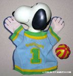 Snoopy Magic Catch Puppet