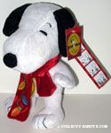 1980's Snoopy 60th Anniversary Plush