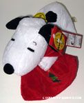 1990's Snoopy 60th Anniversary Plush