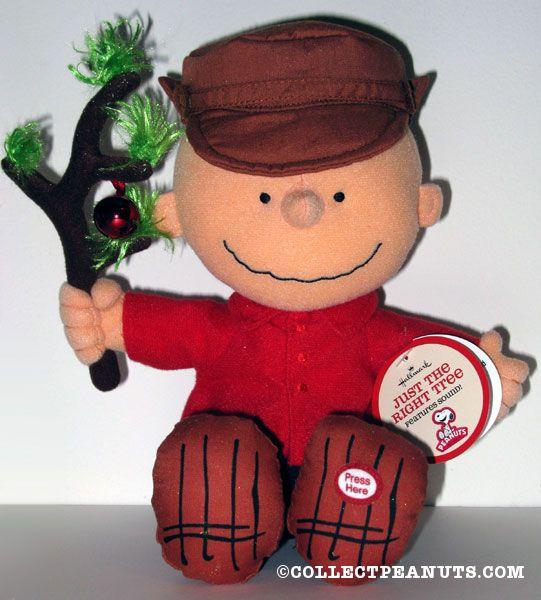 Peanuts Hallmark Christmas Plush Toys Collectpeanuts Com
