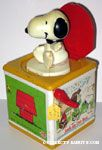 Peanuts & Snoopy Jack in the Box