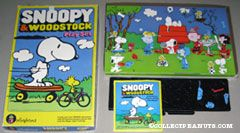 Snoopy & Woodstock Colorforms Play Set