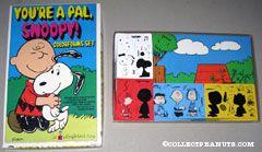 You're a Pal, Snoopy Colorforms Set