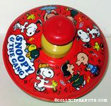 Snoopy & the Gang Spinning Top