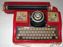 Peanuts Typewriter