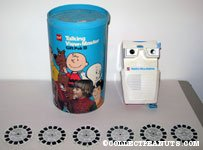 Talking Viewmaster Gift Pack 3 featuring Charlie Brown
