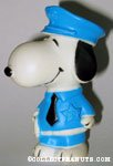Snoopy Policeman Squeaky Toy