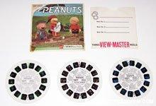 Peanuts Viewmaster Reels