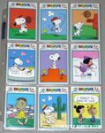 Peanuts Preview Edition Trading Cards 10-18