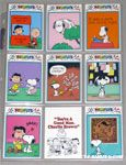 Peanuts Preview Edition Trading Cards 19-27