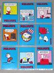 Peanuts Classics Series 1, 46-54 Trading Cards