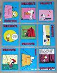 Peanuts Classics Series 1, 82-90 Trading Cards