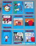 Peanuts Classics Series 1, 100-108 Trading Cards