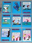 Peanuts Classics Series 1, 109-117 Trading Cards