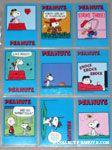 Peanuts Classics Series 1, 154-162 Trading Cards