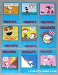 Peanuts Classics Series 1, 145-153 Trading Cards
