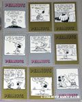 Peanuts Classics Series 2, 226-234 Trading Cards
