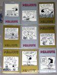 Peanuts Classics Series 2, 235-243 Trading Cards