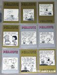 Peanuts Classics Series 2, 325-333 Trading Cards