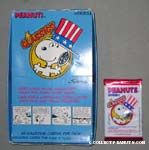Peanuts & Snoopy Trading Cards