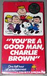 You're A Good Man, Charlie Brown VHS Video