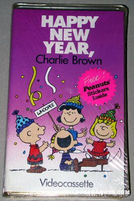 Peanuts Kartes Video Communications Video Tapes ...