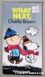 What Next, Charlie Brown VHS Video