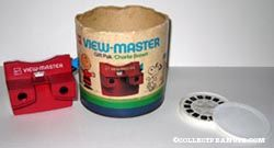 Peanuts & Snoopy Viewmasters & Movie Viewers