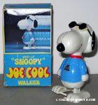 Joe Cool Snoopy Wind-up Walker