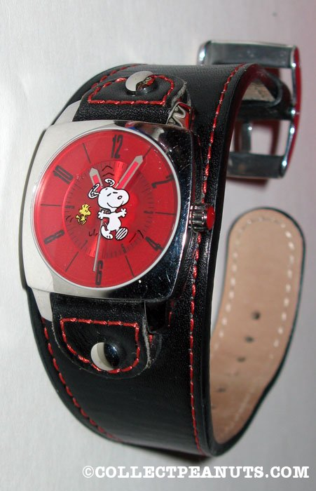 Peanuts general watches for Snoopy watches