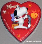 Peanuts & Snoopy Whitman's Chocolates
