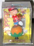 Charlie Brown pitcher on baseball mound Topper