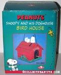 Snoopy Doghouse Bird House