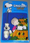 Snoopy Pumpkin Cutter