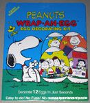 Peanuts Wrap-an-Egg Egg Decorating Kit