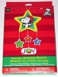Snoopy Holiday Mobile