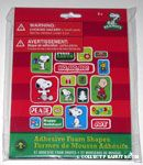 Charlie Brown & Snoopy Christmas Adhesive Foam Shapes