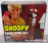 Snoopy High Wire Act