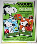 Snoopy & Woodstock Acrylic painting set - Camera and Hobo Pack