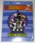 Snoopy & Lucy Halloween Window Globe Kit