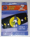 Snoopy Witch Halloween Foam Cuff Kit
