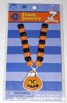 Snoopy & Woodstocks in Pumpkin Foam Jewelry Kit