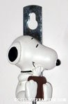 Snoopy holding bag Wall Hook