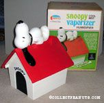 Snoopy on Doghouse Vaporizer Humidifier