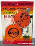 Snoopy & Woodstock Car Drink Holder