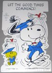 Peanuts & Snoopy School & Graduation Decorations
