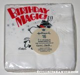 Snoopy Party Magic Napkins