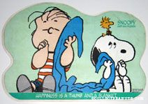 Snoopy and Linus with Blanket Placemat